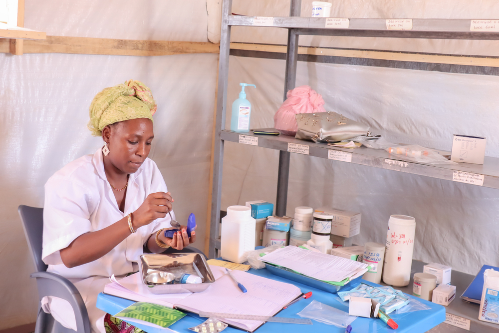 access to healthcare in Burkina Faso
