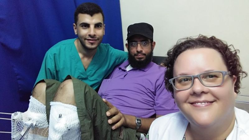 MSF, Doctors Without Borders, Palestine, life in Gaza