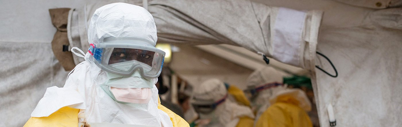 """This is an unprecedented international partnership which represents hope for patients to finally get a real treatment against the ebola disease that today kills between 50 and 80% of those infected,"" said Dr Annick Antierens"