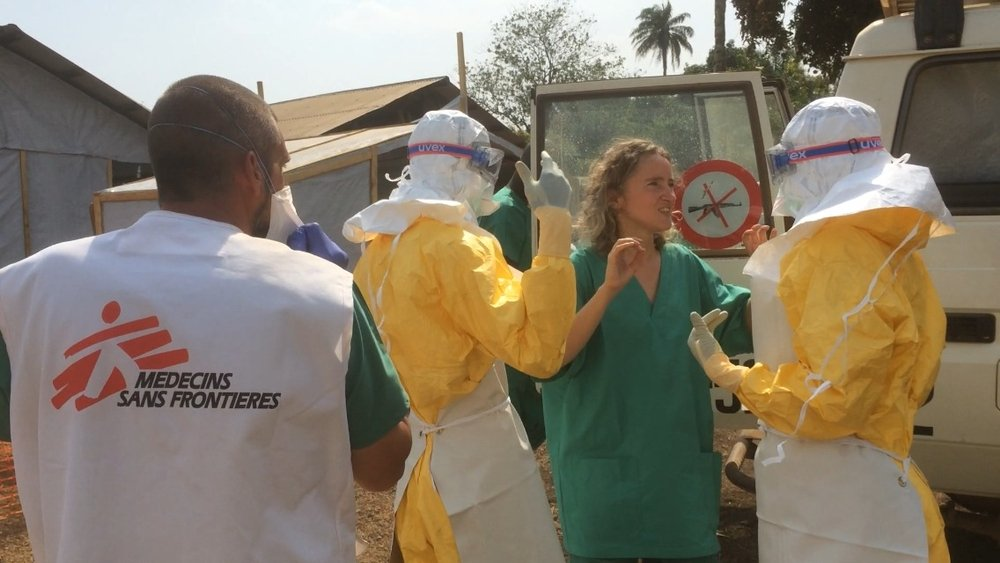 The Ebola epidemic confirmed by the Ministry of Health on March 22 is the first to affect Guinea. Photo: Kjell Gunnar Beraas/MSF
