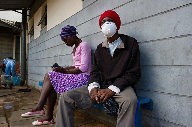 Kiberia, Kenya. Photo: Phil Moore