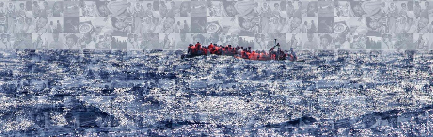 More than 5,000 people have been saved from perishing in the Mediterranean Sea.
