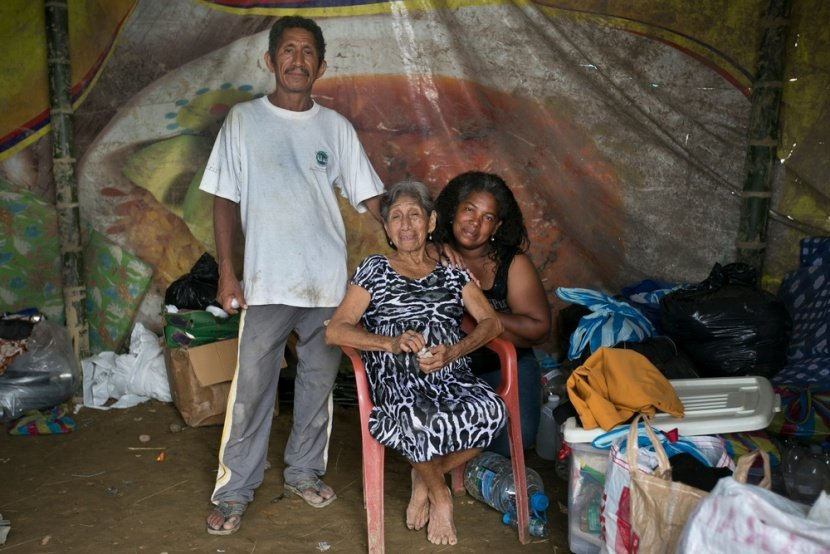 Life after surviving the earthquake