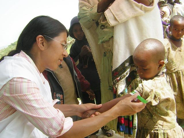 Dr Joanne Liu, MSF International President