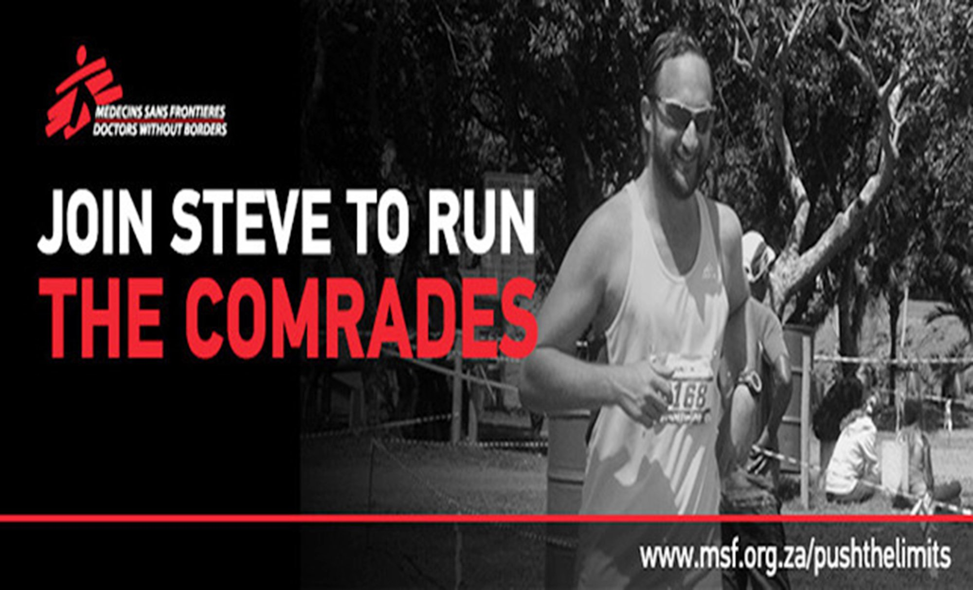 Steve Miller to run the Comrades Marathon