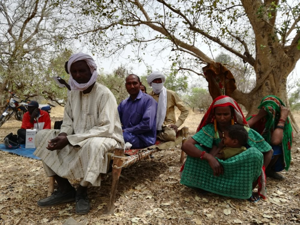 MSf, Doctors Without Borders, Chad, Measles, coronavirus, COVID-19