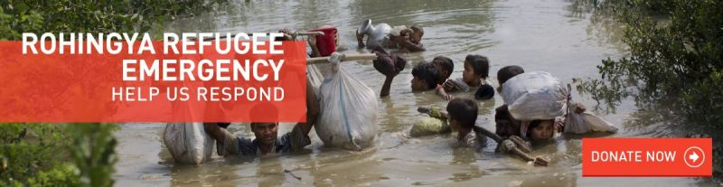 Rohingya Refugee Emergency
