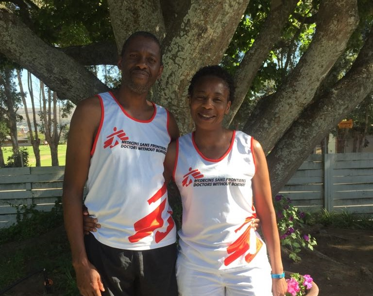 Vusi and Rasayi Mdlankomo Donor Voice Image