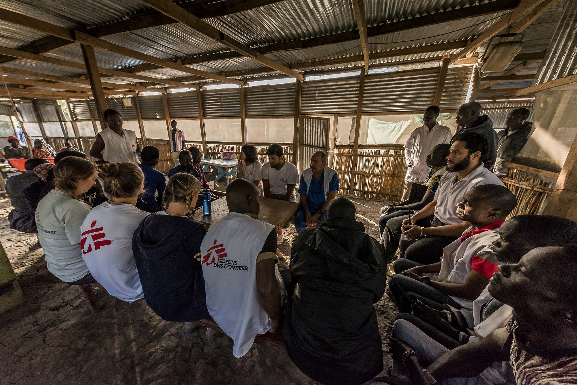 South Sudan Medical Team Outpatient Activities
