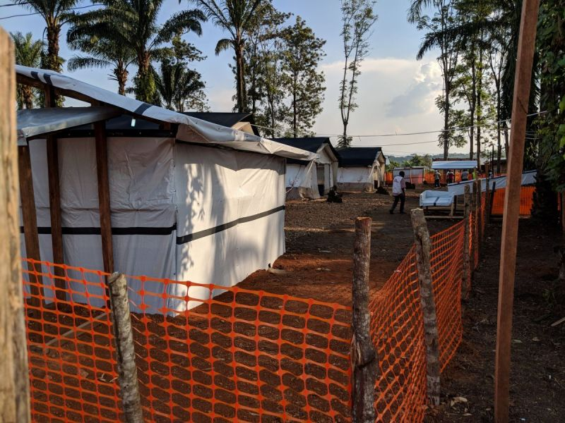 MSF, Doctors Without Borders, DRC, North Kivu, Ebola