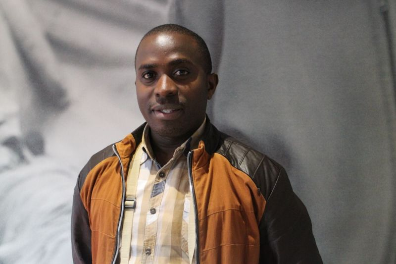 Dominique Mukunzi – MSF Pharmacist