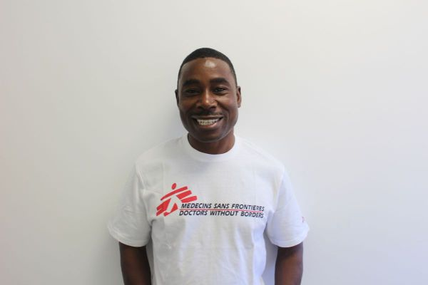 MSF, Doctors Without Borders, Fieldworker Story, George Mapiye