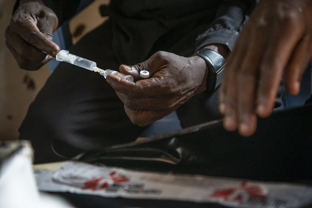 MSF, Doctors Without Borders, DRC, Measles, Coronavirus, COVID-19
