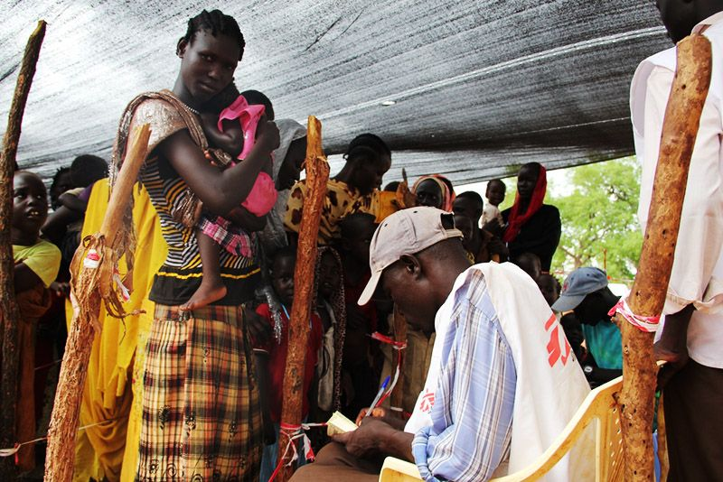 South Sudan Malnutrition