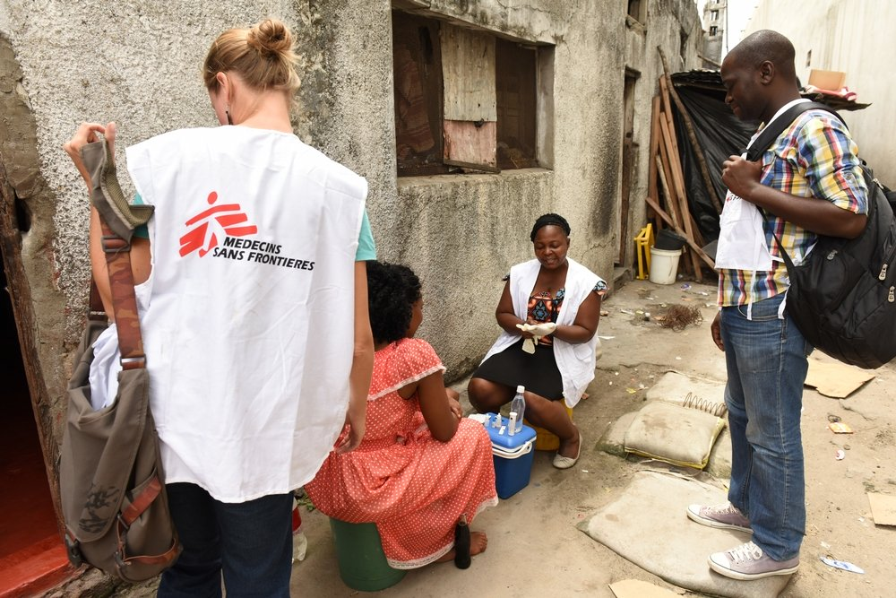 MSF: Aids Conference shows good adherence outcomes for antiretroviral treatment