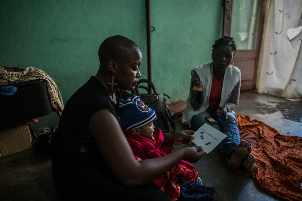 MSF, Doctors Without Border, Mozambique, Key Populations, access to care