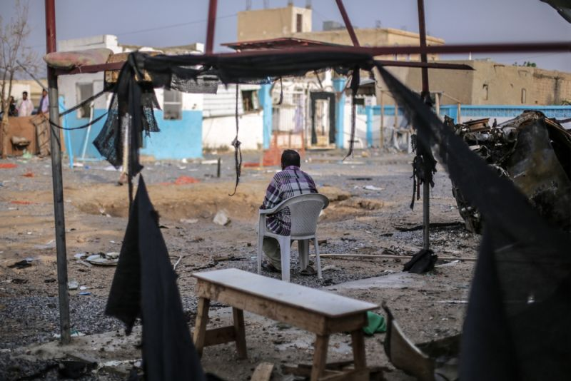MSF, Doctors Without Borders, Yemen, Situation in Abs