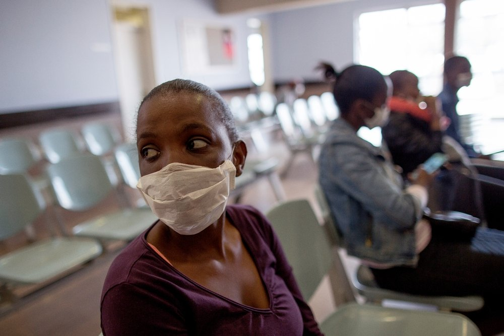 MSF, Doctors Without Borders, TB, South Africa