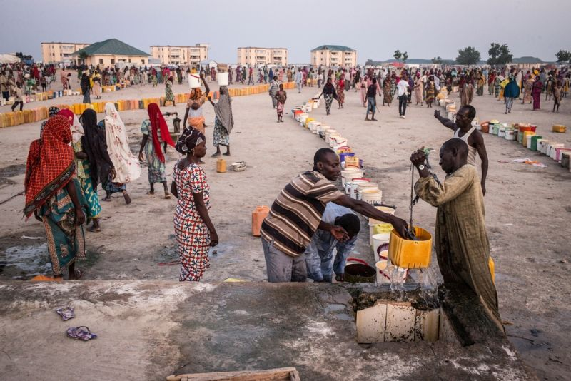 MSF, Doctors Without Borders, northeast Nigeria