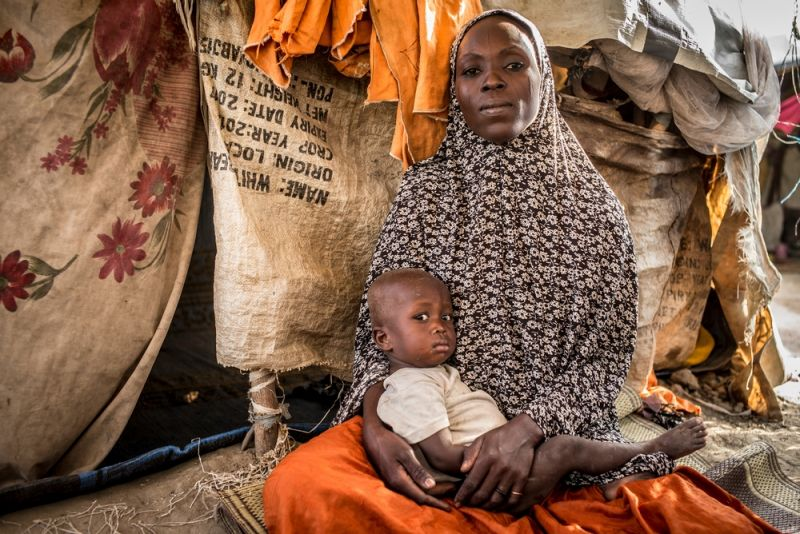 MSF, Doctors Without Borders, northeast Nigeria, Population displacements