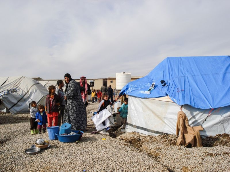 MSF, Doctors Without Borders, Iraq, Mosul
