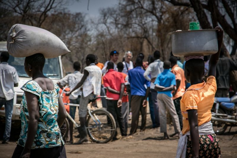 MSF, Doctors Without Borders, uganda, South Sudanese Refugees