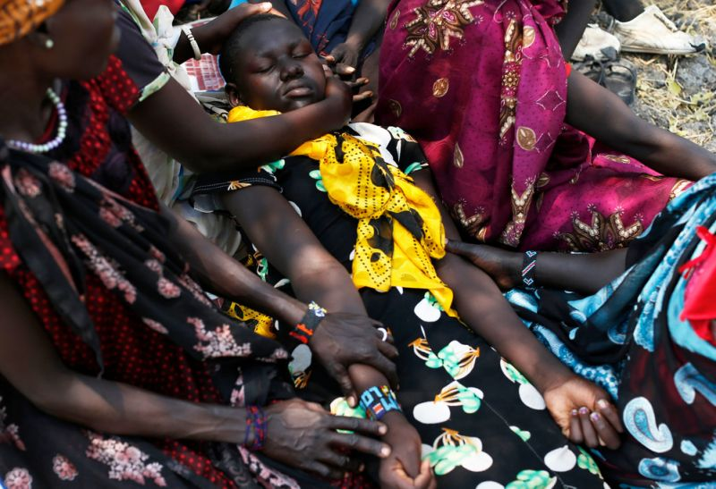 MSF, South Sudan, Violence in Leer and Mayendit counties