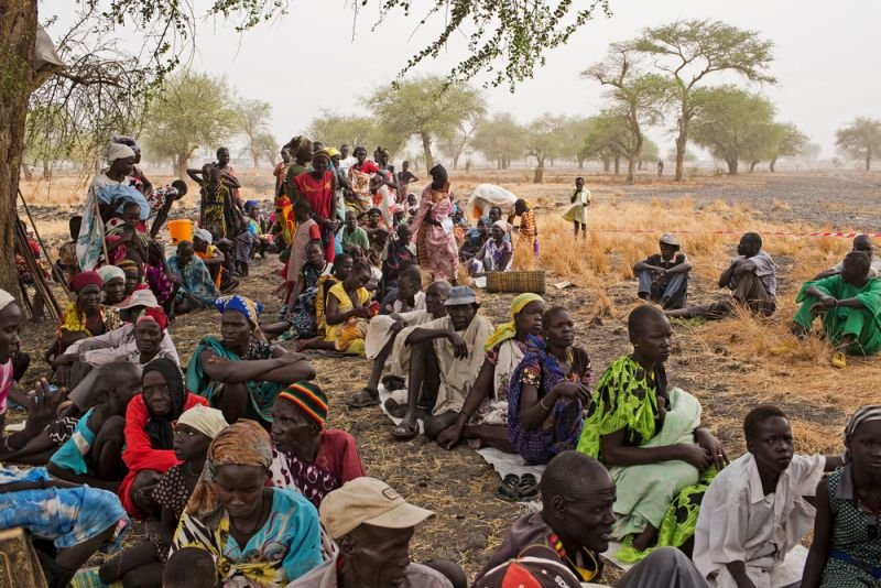 MSF, Doctors Without Borders, South Sudan violence in Leer and Mayendit counties