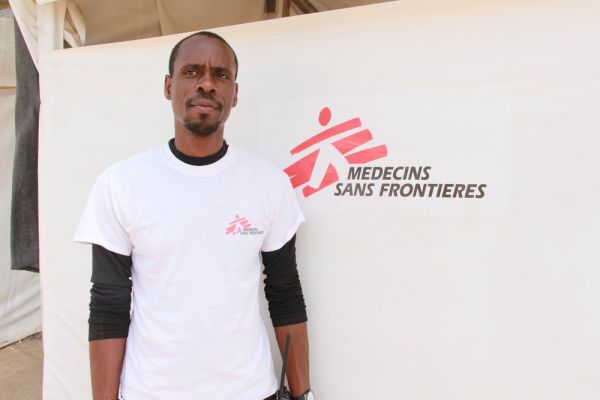 MSF, Doctors Without Borders, Nigeria, Borno State