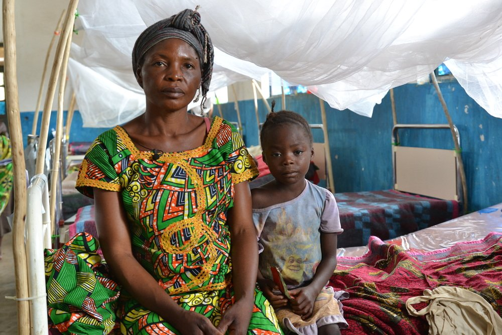 MSF, Doctors Without Borders, DRC, measles epidemic