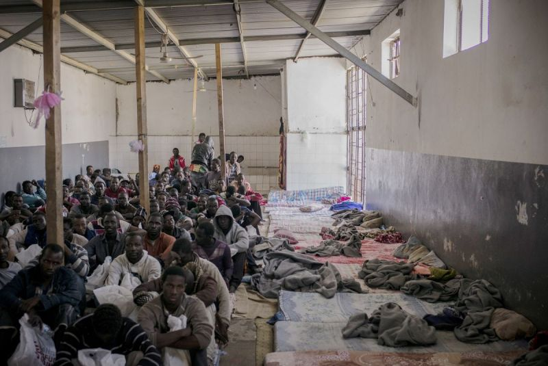 MSF, Doctors Without Borders, Libya, Detentions