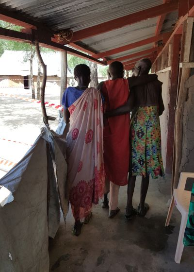 MSF, Doctors Without Borders, South Sudan, Cholera, Malnutrition