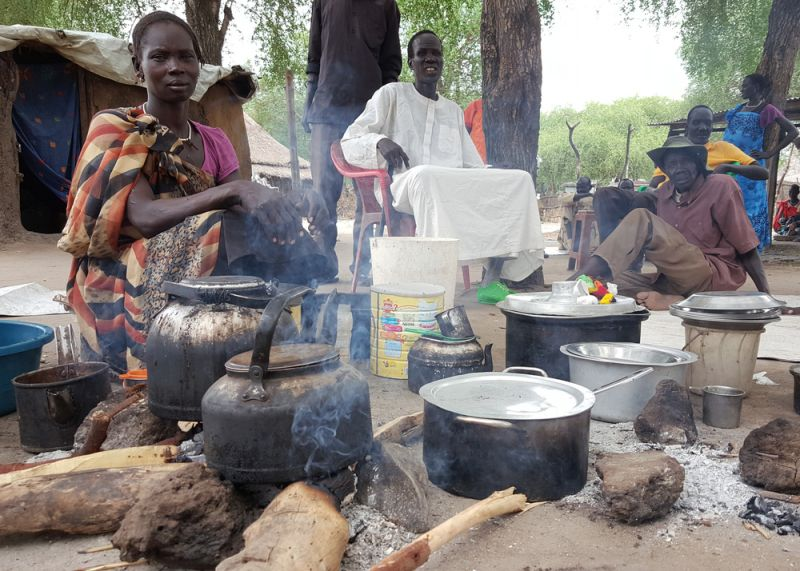 MSF, Doctors Without Border,  South Sudan, Cholera, Malnutrition