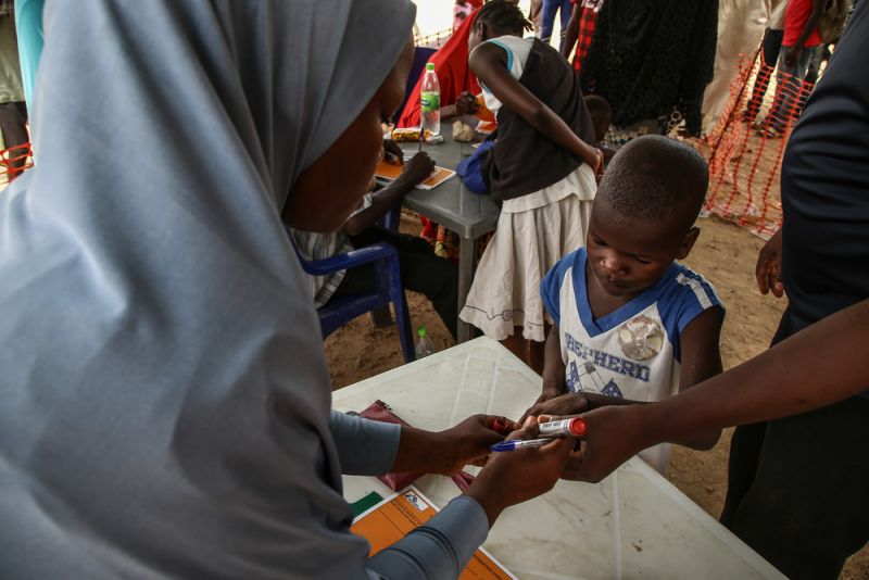 MSF, Doctors Without Borders, Niger, Nigeria, Meningitis Belt