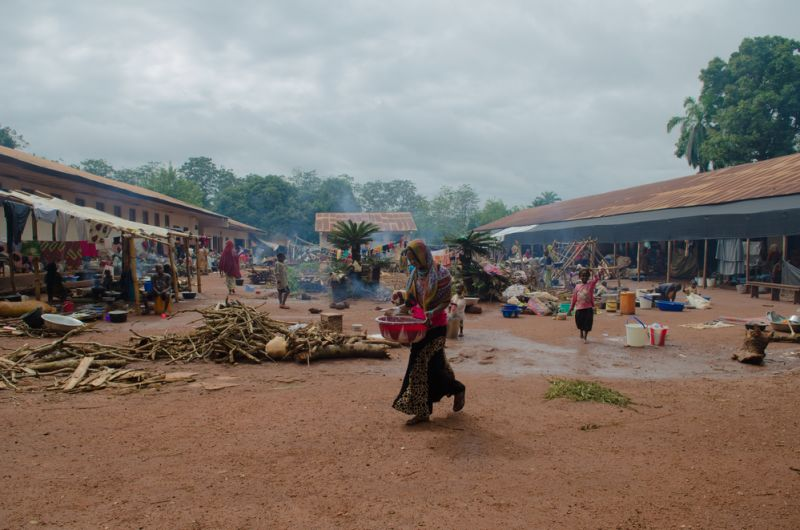 MSF, Doctors Without Borders, Central African Republic, Violence in Bangassou