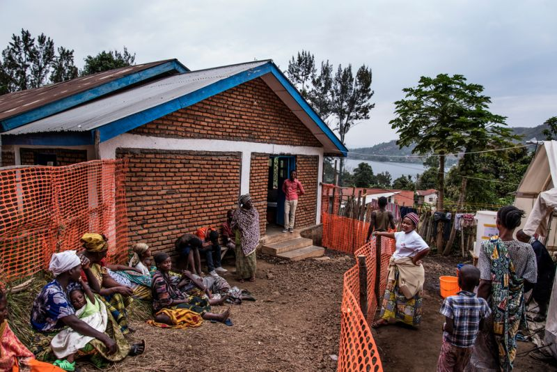 MSF, Doctors Without Borders, DRC, South Kivu, Cholera Outbreak