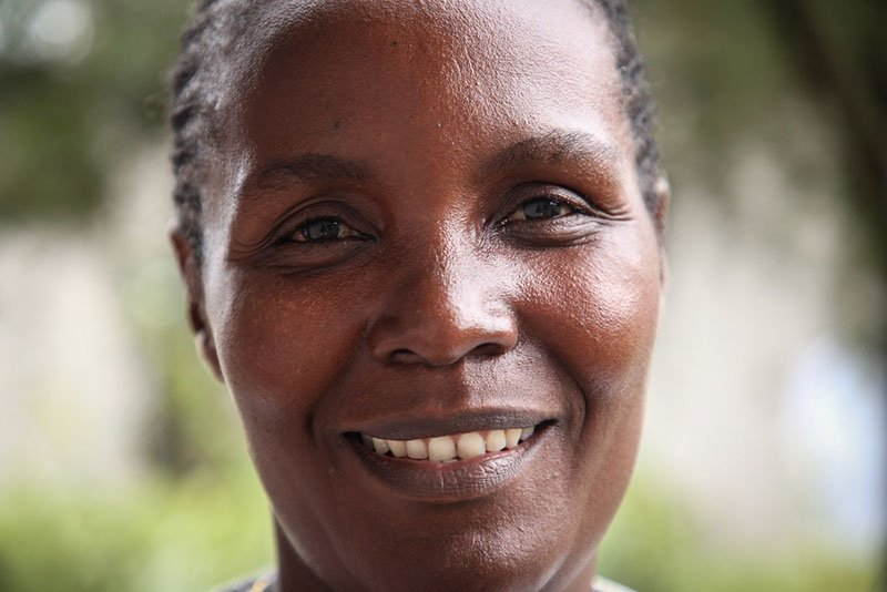 DRC, Mental Health Care: Jacqueline Nabonido Dusabe, MSF counsellor