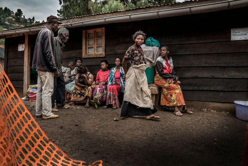MSF, Doctors Without Borders, DRC, Cholera Outbreak