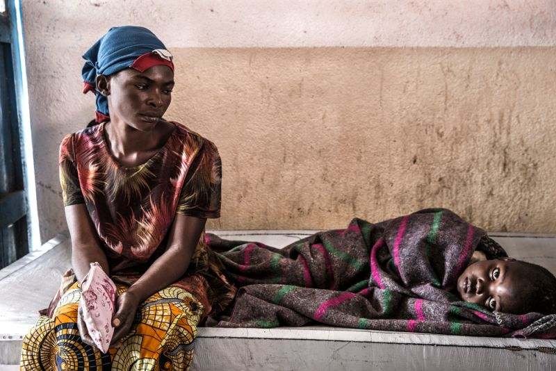 MSF, Doctors Without Borders, Cholera outbreak, DRC