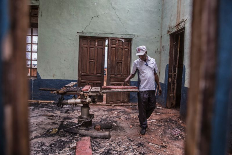 MSF, Doctors Without Borders, DRC, violence in the Great Kasai