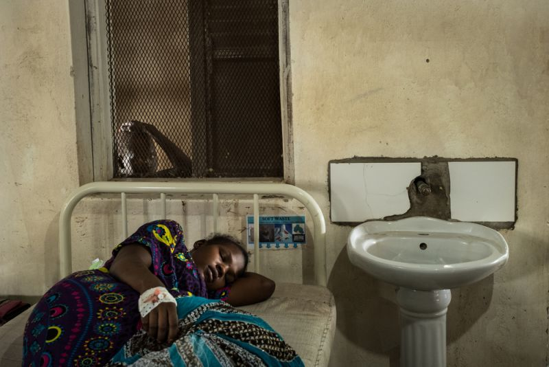South Sudan, Maternity