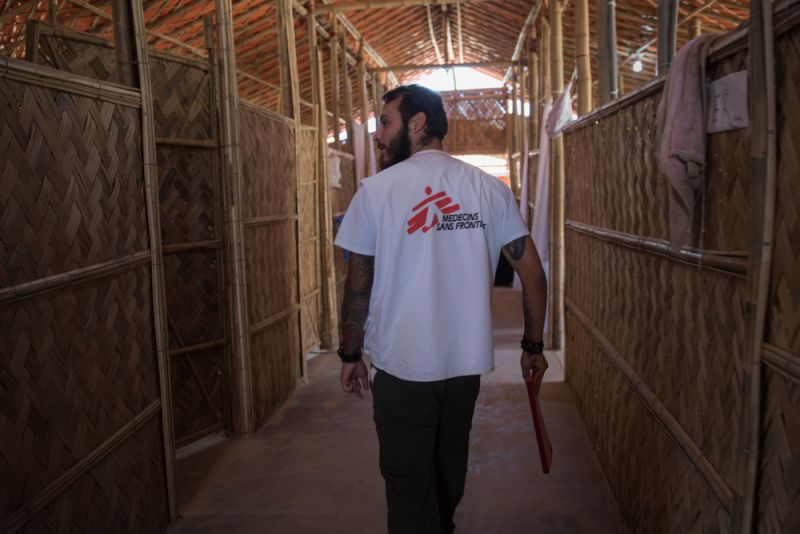 MSF, Doctors Without Borders, Bangladesh