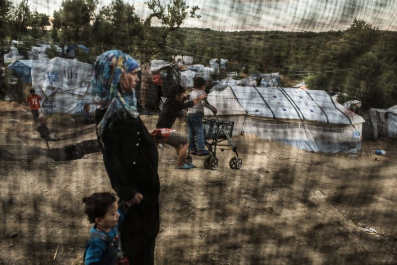 MSF, Doctors Without Borders, Greece, refugees in Moria