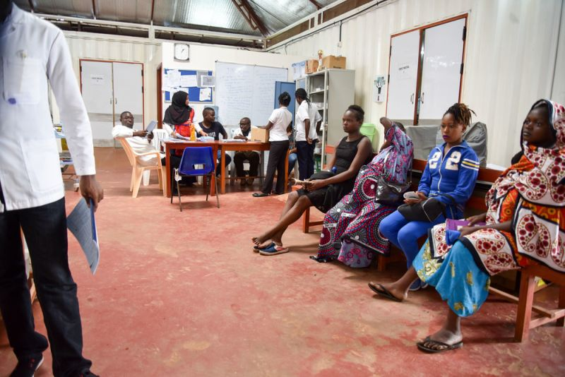 MSF, Doctors Without Borders, Kenya, Sexual reproductive health, Linkoni