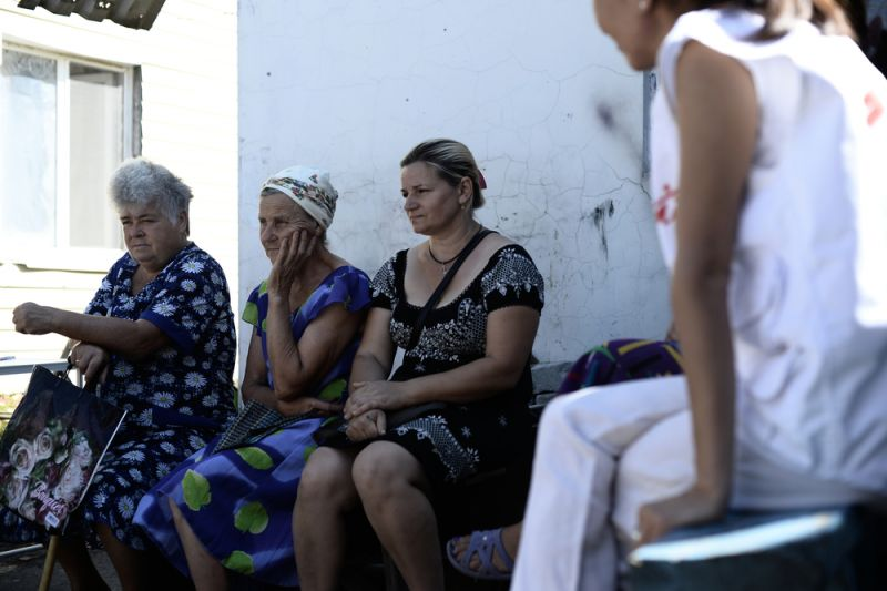 MSf, Doctors Without Borders, Ukraine, Mental Health