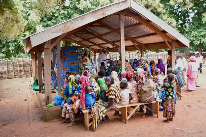 MSF, Doctors Without Borders, Central African Republic, Bambari