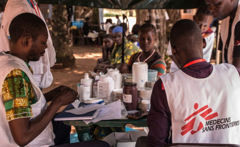 MSF, Doctors Without Borders, South Sudan, Child Soldiers