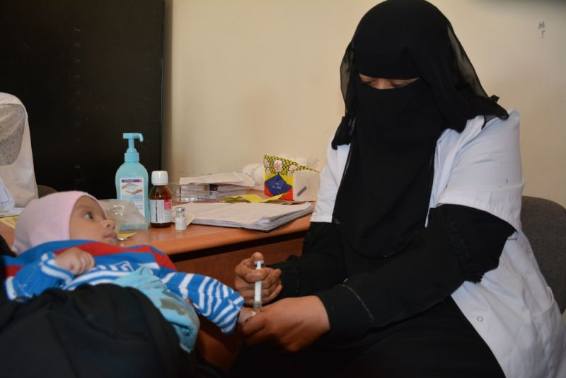 MSF, Doctors Without Borders, Yemen, Project closure