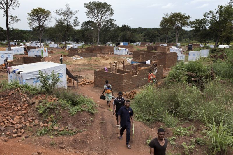MSF, Doctors Without Borders, Cameroonian refugees in Nigeria