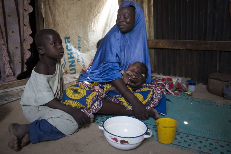 MSF, Doctors Without Borders, Nigeria, Borno State, Humanitarian crisis